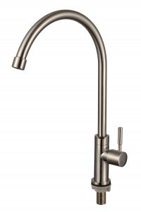 TK-3016Q Pillar Sink Tap (Matt)