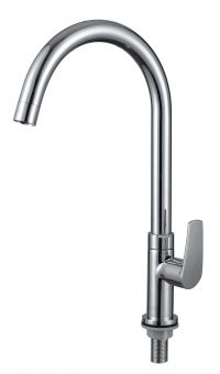 TK-3506S Pillar Sink Tap (Chrome)