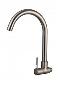 TK-4516Q Wall Sink Tap (Matt)